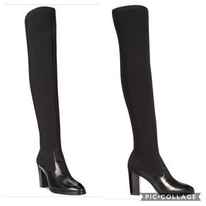 "Donald J Pliner ""Joan"" over the knee stretch boot"